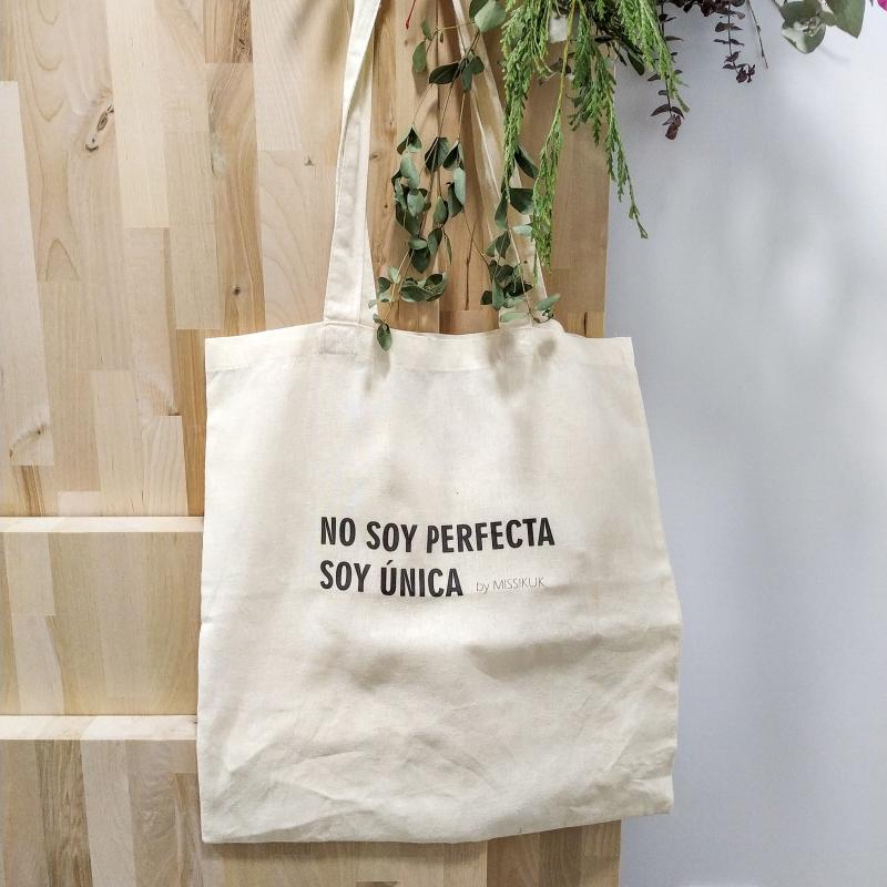 Tote 'No soy perfecta...'