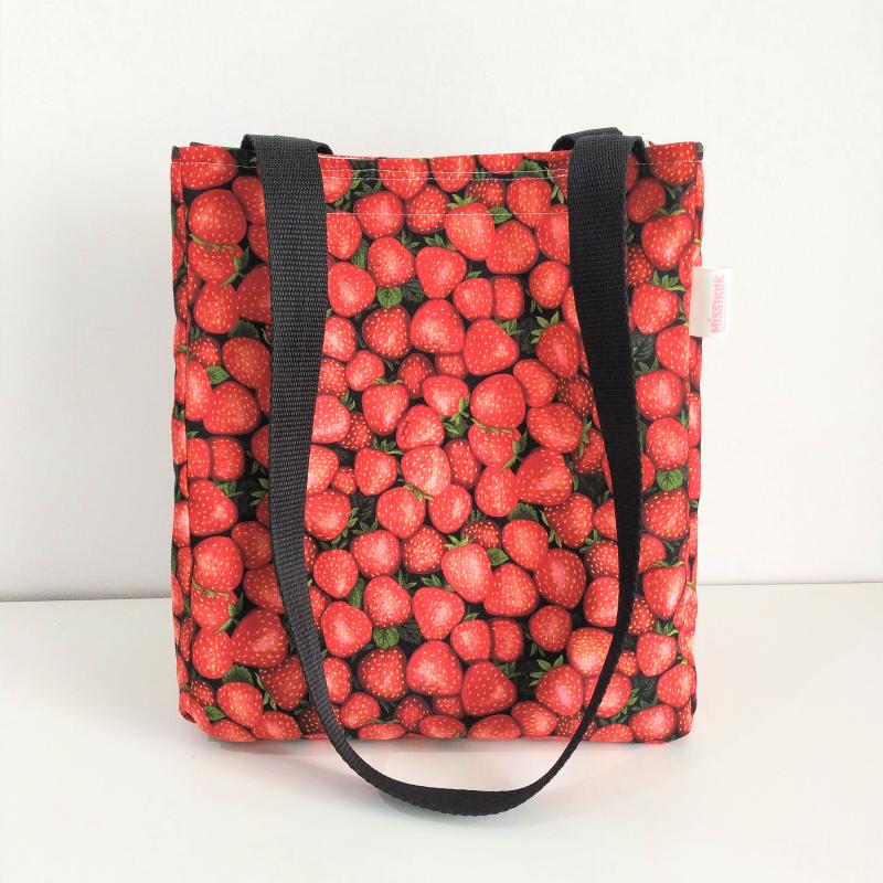 Bag lunch fresas